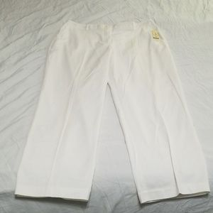 Kim Roger's Women's Pants Shannon Size 18 New